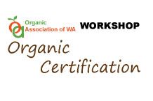 WORKSHOP Organic Certification
